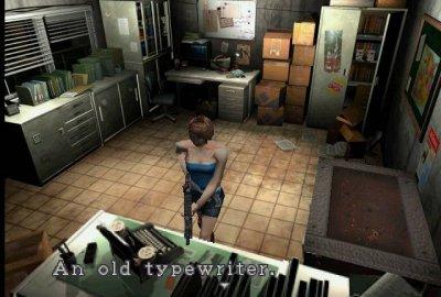 Resident Evil 3: Nemesis (GameCube) скриншот-1