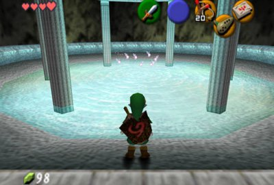 The Legend of Zelda: Ocarina of Time для Nintendo 64