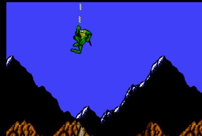 Battletoads (NES) скриншот-1