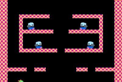 Bubble Bobble для Nintendo Entertainment System