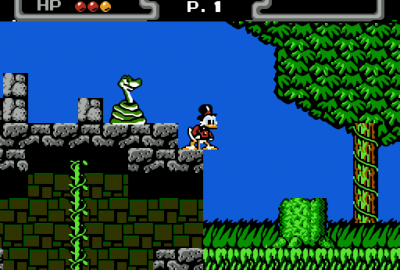 Disney's DuckTales (NES) скриншот-1