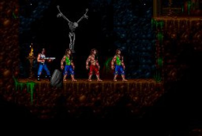 Blackthorne для Super Nintendo Entertainment System