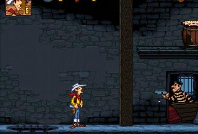 Lucky Luke для Super Nintendo Entertainment System (SNES)