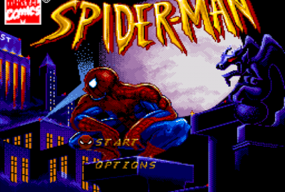 Spider-Man (SNES) скриншот-1