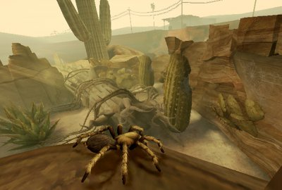 Deadly Creatures для Nintendo Wii