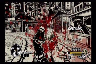 MadWorld (Wii) скриншот-1