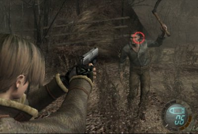 Resident Evil 4: Wii Edition (Wii) скриншот-1