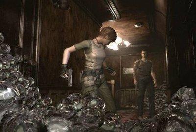 Resident Evil Archives: Resident Evil Zero для Nintendo Wii