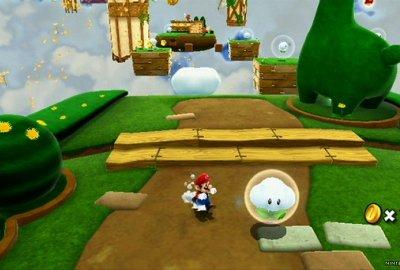 Super Mario Galaxy 2 (Wii) скриншот-1