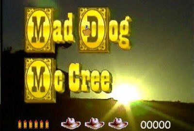 Mad Dog McCree (Panasonic 3DO) скриншот-1
