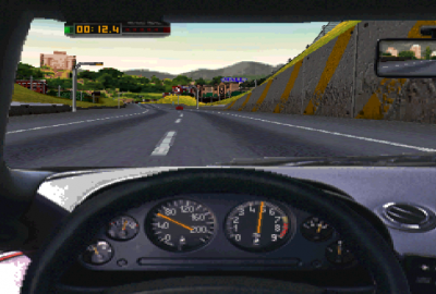 Road & Track Presents: The Need for Speed (Panasonic 3DO) скриншот-1
