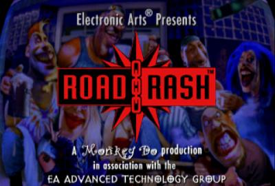 Road Rash (Panasonic 3DO) скриншот-1