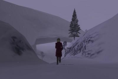 D2 (Sega Dreamcast) скриншот-1