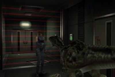 Dino Crisis для Sega Dreamcast