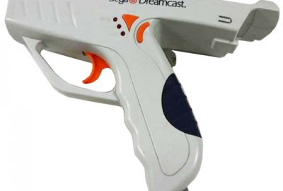 Световой пистолет (Dream Blaster) (Sega Dreamcast) (новый) скриншот-1