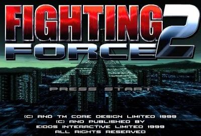 Fighting Force 2 (Sega Dreamcast) скриншот-1