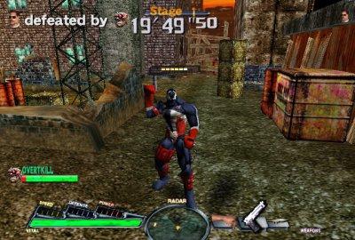 Spawn: In the Demon's Hand (Sega Dreamcast) скриншот-1