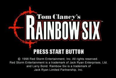Tom Clancy's Rainbow Six (Sega Dreamcast) скриншот-1