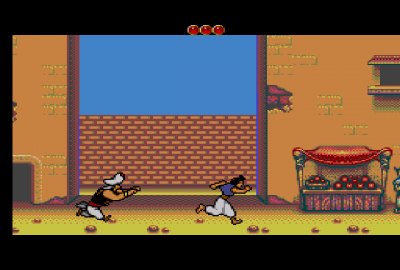 Disney's Aladdin (Sega Master System) скриншот-1