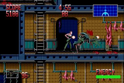 Alien 3 (Sega Mega Drive) скриншот-1
