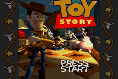 Disney's Toy Story (Sega Mega Drive) скриншот-1