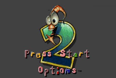 Earthworm Jim 2 (Sega Mega Drive) скриншот-1
