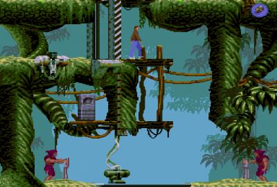 Flashback (Sega Mega Drive) скриншот-1