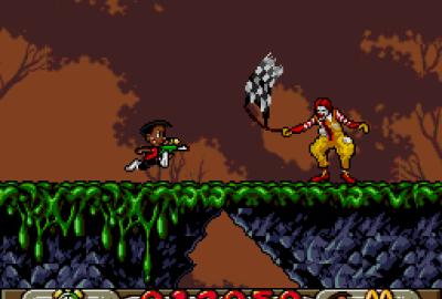 Global Gladiators для Sega Mega Drive