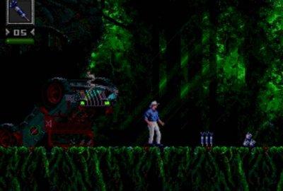 Jurassic Park (Sega Genesis) скриншот-1