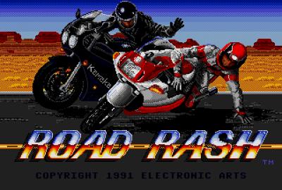 Road Rash (Sega Genesis) скриншот-1