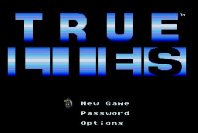 True Lies (Sega Mega Drive) скриншот-1