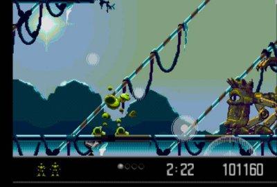 Vectorman для Sega Mega Drive
