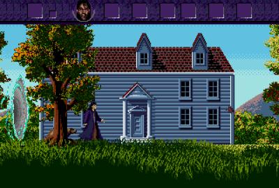 Warlock (Sega Mega Drive) скриншот-1
