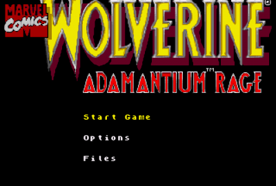 Wolverine: Adamantium Rage (Sega Genesis) скриншот-1