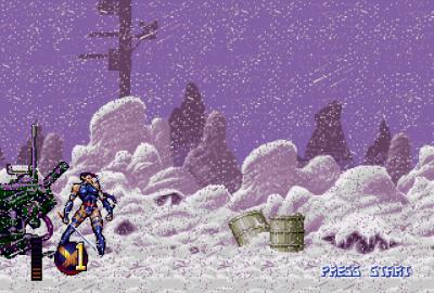 X-Men 2: Clone Wars (Sega Mega Drive) скриншот-1