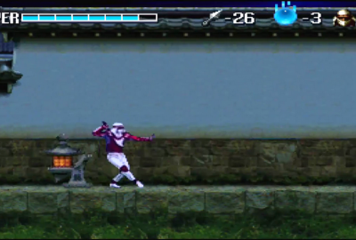 Shinobi Legions (Sega Saturn) скриншот-1