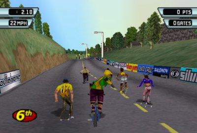 3Xtreme для Sony PlayStation 1