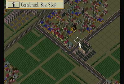 A-Train: Trains - Power - Money (PS1) скриншот-1