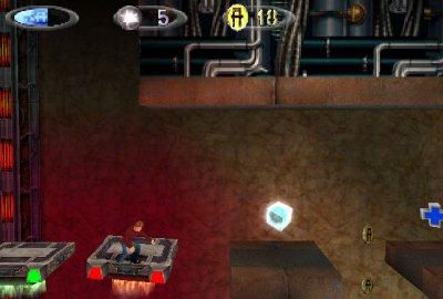 Animorphs: Shattered Reality (PS1) скриншот-1