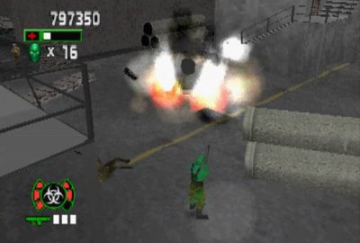 Army Men: Omega Soldier для Sony PlayStation 1
