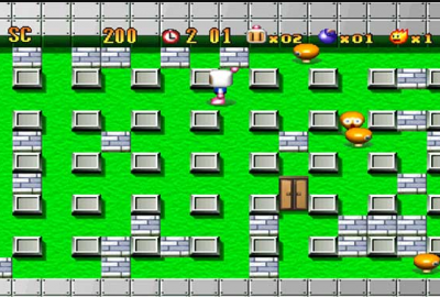 Bomberman (PS1) скриншот-1