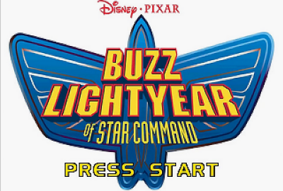 Buzz Lightyear of Star Command (PS1) скриншот-1