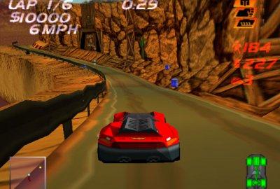 Carmageddon для Sony PlayStation 1