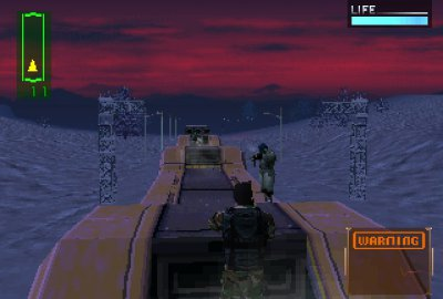 Chase the Express / Covert Ops: Nuclear Dawn для Sony PlayStation 1
