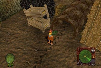 Chicken Run для Sony PlayStation 1