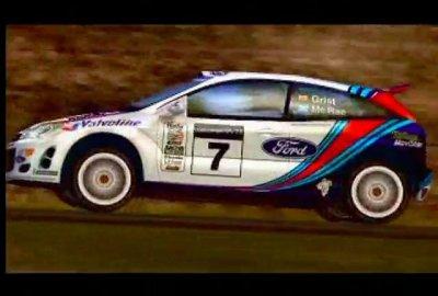 Colin McRae Rally 2.0 (PS1) скриншот-1