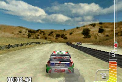 Colin McRae Rally (PS1) скриншот-1