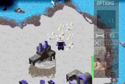Command & Conquer: Red Alert (PS1) скриншот-1