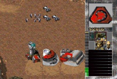 Command & Conquer для Sony PlayStation 1