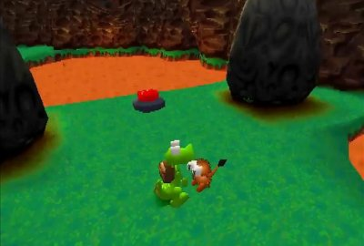 Croc: Legend of the Gobbos (PS1) скриншот-1